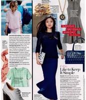 Glamour January 2014