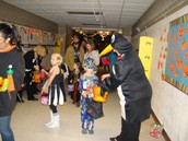 AES Trick or Treat