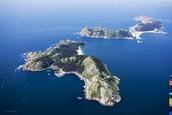 Las islas de los dioses