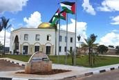בניין שגרירות פלסטין בברזיל