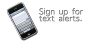 Get Text Message Reminders of all  Due Dates and Events