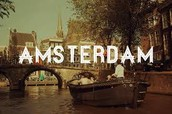 Fulfill your dreams and travels to Amsterdam
