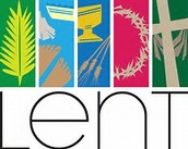 Lent and Holy Week Events and Dates!