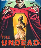 the undead also known as The Trance of Diana Love .