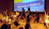 Ritmo y Sabor's Diaspora Performance