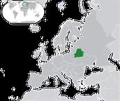 Regional map of Europe