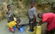 Getting Water