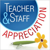 Staff Appreciation Week 5/4-5/8/2014