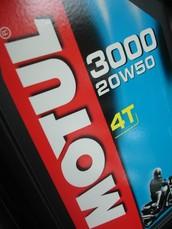 Esta semana, compra Motul 3000 y el cambio es gratis!!!