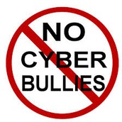 siber bullying is not cool for people that are getting bullyed