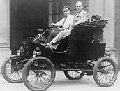 First US Patent for an Automobile