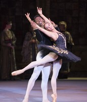 Misty Copeland y Brooklyn Mack