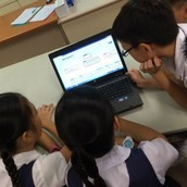 EXPERIENCE 4: Exploring ICT for Learning with Others in the Teaching of Primary Science