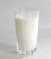 EXAMPLS OF Vitamin A (milk)