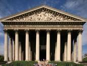 Arichtecture pillars