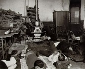 Living Conditions (date unknown)