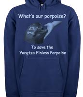 Finless Porpoise Hoodie