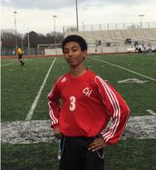 Mohamed Elsadig – JV2 Freshman, midfielder