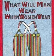 What Will Men Wear???