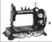 Ziz Zag sewing machine
