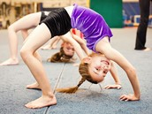 Gymnastics is a sport that everyone should try!