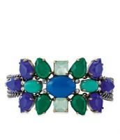 Peacock bracelet*