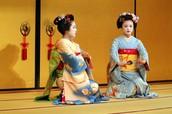 Mai Japanese Dance