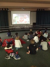 Kinder Movie Night