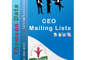 CEO Mailing List - Chief Executive List  - CEO Email List