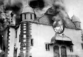 """The real """"NIGHT OF BROKEN GLASS"""" or (Kristallnacht)"""