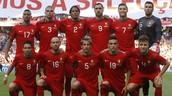 Portugal's Soccer Team