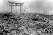 Ground Zero Nagasaki.
