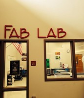 Our new MAKERSPACE: the Fab Lab