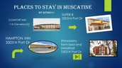 Places to stay in Muscatine, Iowa