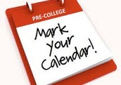 Pre-registration Advising: March 30th to April 10th