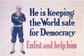 """Make the World Safer for Democracy"""