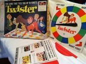 Twister What the Board Game Cover Looked Like