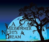 In the play A MIDSUMMER NIGHT'S DREAM...