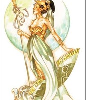 Athena the goddess of the city