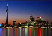 Toronto and the CN Tower