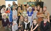 Mrs. Gehrt's 4th Grade Wax Museum
