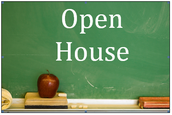 Open House & Honors Night