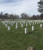 Le cimetière de Arlington