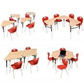 Triangular Tables
