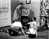 Colored TV