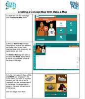 Create a Concept Map in Make-a-Map