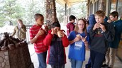 Everyday Leadership Members at YMCA Camp!