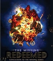 Redeemed - The Missing #8 by Margaret Peterson Haddix