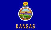 Kansas's flag