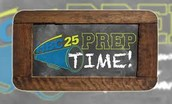 Prep Time During Minimum Days